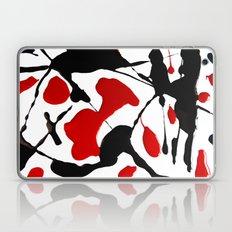 BLOOD IN Laptop & iPad Skin
