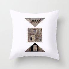 ROOK Throw Pillow