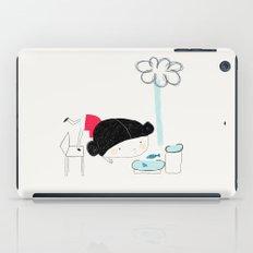 What the rain brings iPad Case