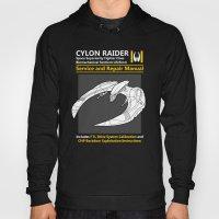 Cylon Raider Service and Repair Manual Hoody