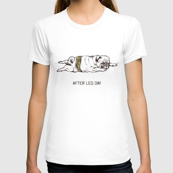 AFTER LEG DAY T-shirt