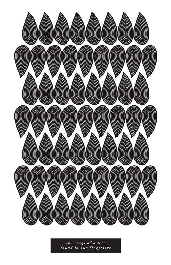 Our Fingertips Art Print