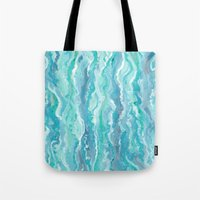 Ocean Melt Tote Bag