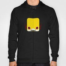 Marshmallow Reverse-Flash Hoody