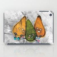 Drunken Pears Brothers iPad Case