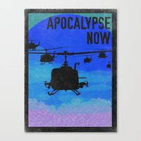 Apocalypse Now Canvas Print