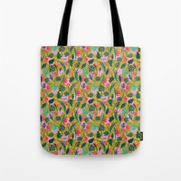 Cool Summer In The Musta… Tote Bag