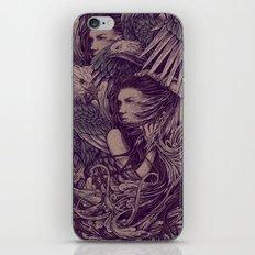 Fight Eagle iPhone & iPod Skin