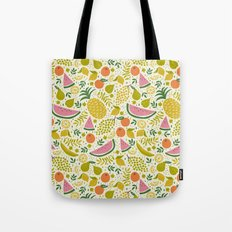 Fruit Mix Tote Bag