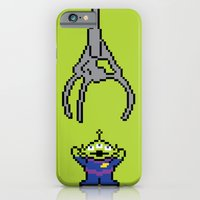 iPhone & iPod Case featuring Pixel Story by Eric A. Palmer