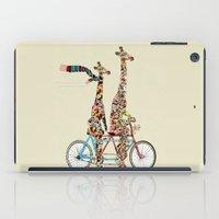 Giraffe Days Lets Tandem iPad Case