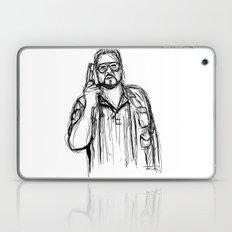 Walter Sobchak Laptop & iPad Skin