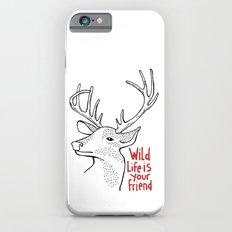 Wildlife is Your Friend Slim Case iPhone 6s
