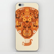 Lucky Ride No.2 iPhone & iPod Skin