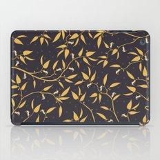 Gold Pattern iPad Case