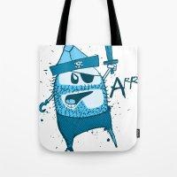 Bluebeard Tote Bag