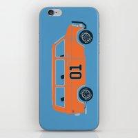 The General Van iPhone & iPod Skin