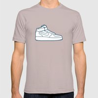 #13 Nike Airforce 1 Mens Fitted Tee Cinder SMALL