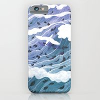 iPhone & iPod Case featuring From Leaf to Feather by kozyndan