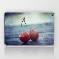 Cherry Kiss Laptop & iPad Skin