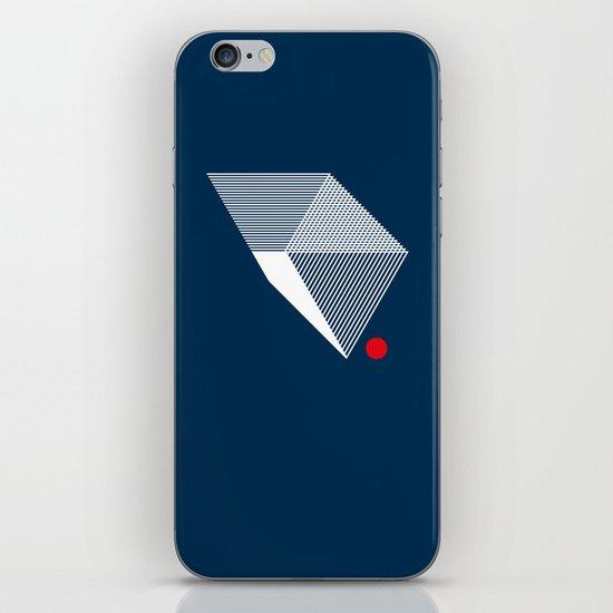 V like V iPhone & iPod Skin