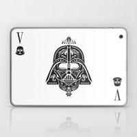 Darth Vader Card Laptop & iPad Skin