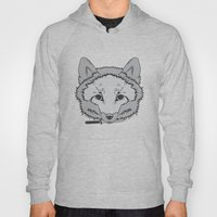 Pirate Fox Hoody