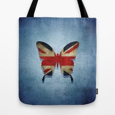 union & jack Tote Bag