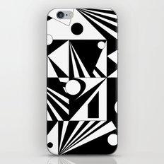 blackandwhitesummer iPhone & iPod Skin