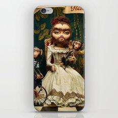Bearded Helena iPhone & iPod Skin