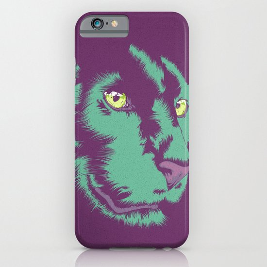 Panther Alt iPhone & iPod Case