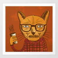 Working With Designers I… Art Print