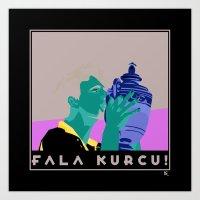 Goran Ivanisevic - Wimbledon trophy kiss Art Print