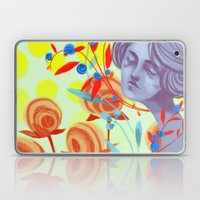 queen of peace Laptop & iPad Skin