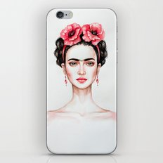 Frieda iPhone & iPod Skin