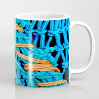 Fishing Net Mug