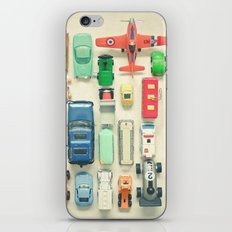 Free Parking iPhone & iPod Skin