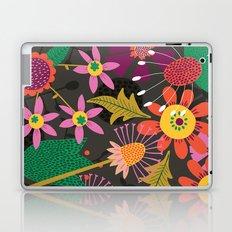 Jungle Flowers Laptop & iPad Skin