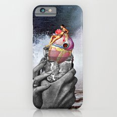 Heart on the Rocks iPhone 6 Slim Case