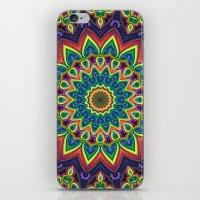 Colorful K iPhone & iPod Skin