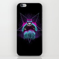 Possessed Panda iPhone & iPod Skin
