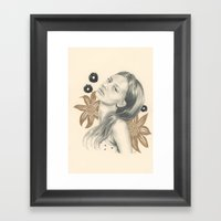 Bloom III Framed Art Print