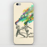 Emanate iPhone & iPod Skin