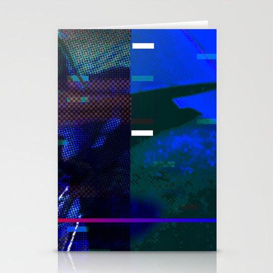 No Way No How < The NO Series (Blue) Stationery Card