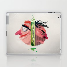 Dr. Jekyll's Anti-Frekyll Juice Laptop & iPad Skin