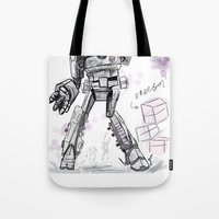 Megatron Contest Weirdo Tote Bag