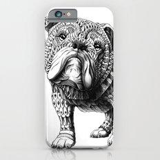 English Bulldog Slim Case iPhone 6s