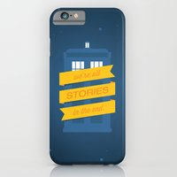 iPhone & iPod Case featuring Stories by Victoria Spahn