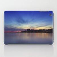 Long Exposure. Porto, Portugal. iPad Case