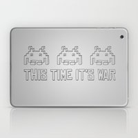 This Time It's War Laptop & iPad Skin